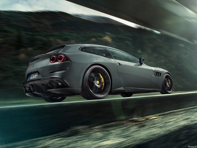 Novitec Rosso Ferrari GTC4Lusso 2017