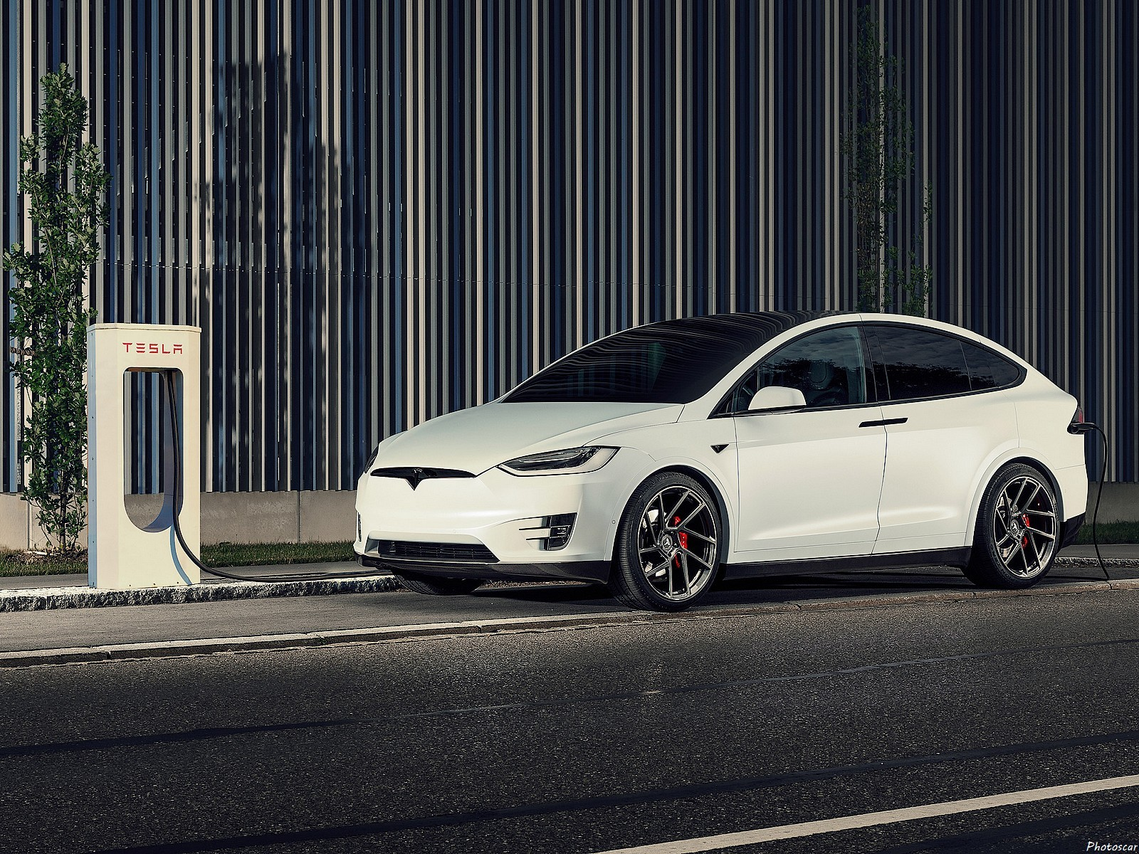 Novitec Tesla Model X 2017