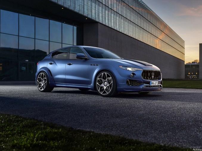 Novitec Tridente Maserati Levante Esteso 2017