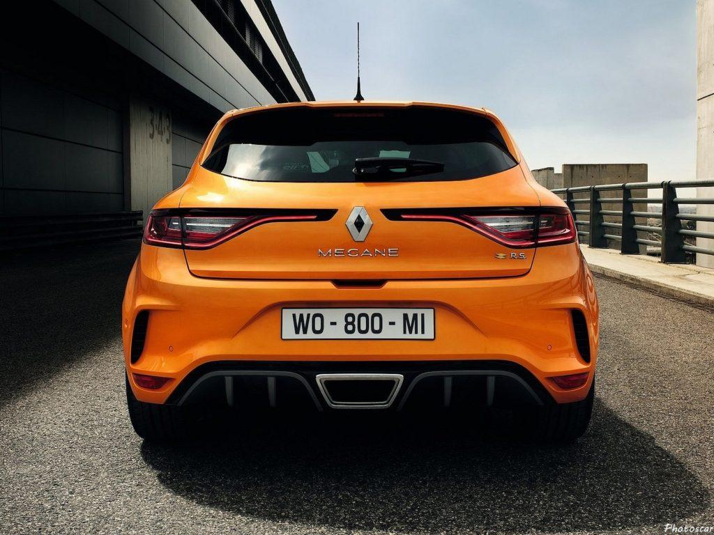 Renault Megane RS 2018 - 05
