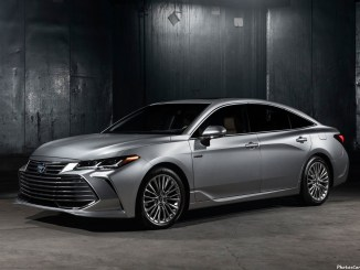 Toyota Avalon 2019 - 02