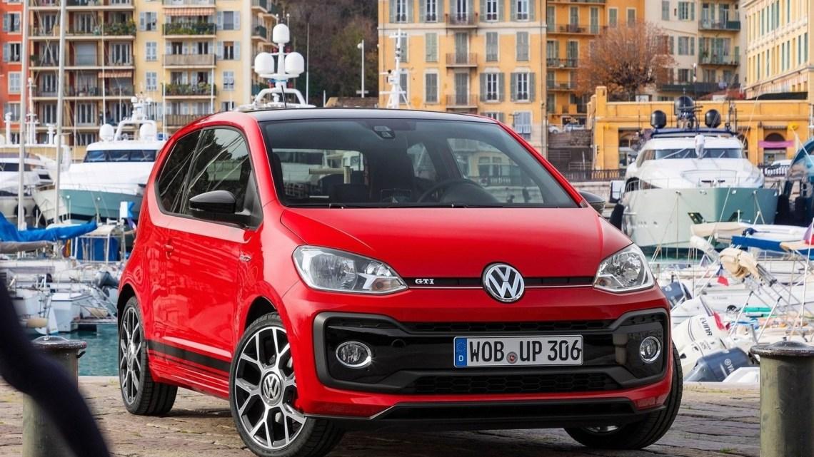 Volkswagen UP GTI 2018: Un concept a moteur puissant et prix abordable