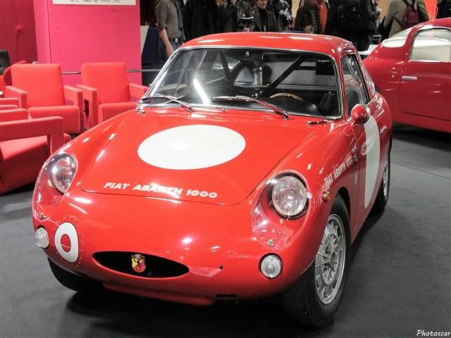 Abarth 1000 Bialbero Le Mans (1962)