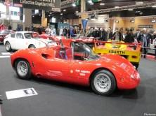 Abarth 1000 Spider Sport 1963 (SE05)