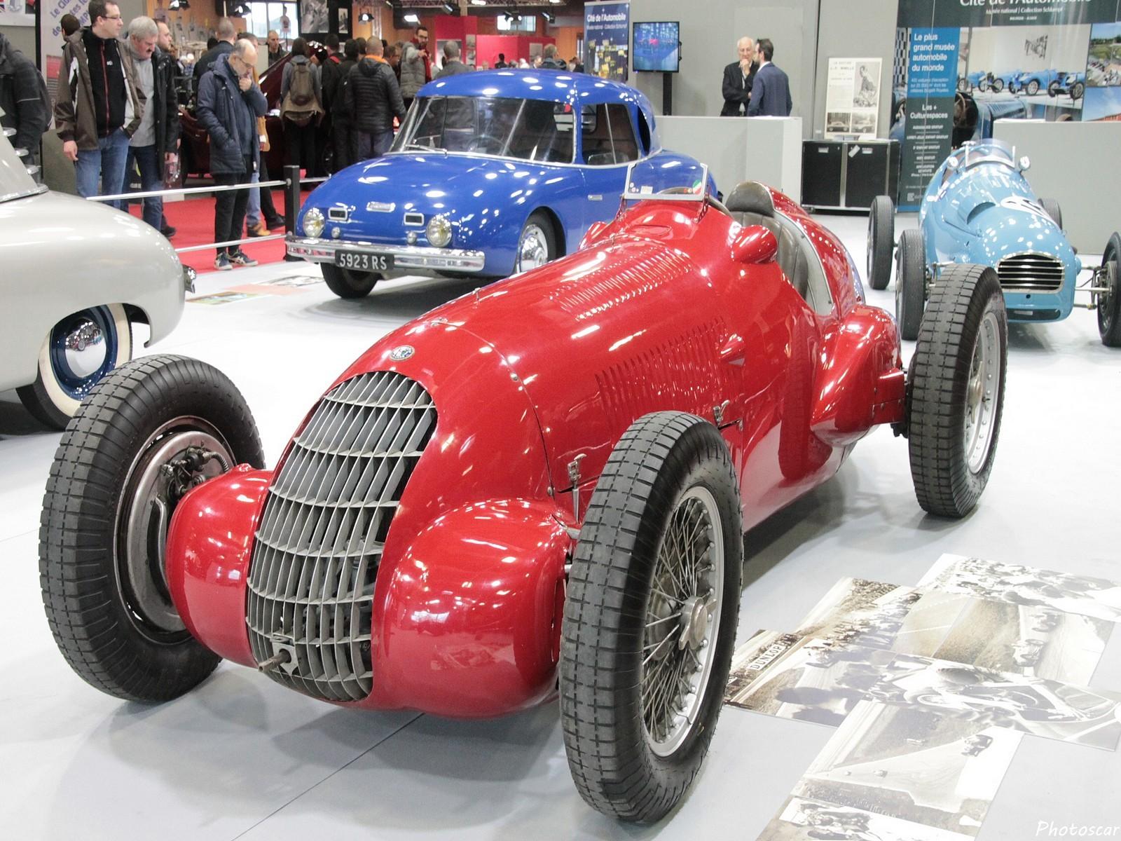 Alfa Romeo Typa 308 1938