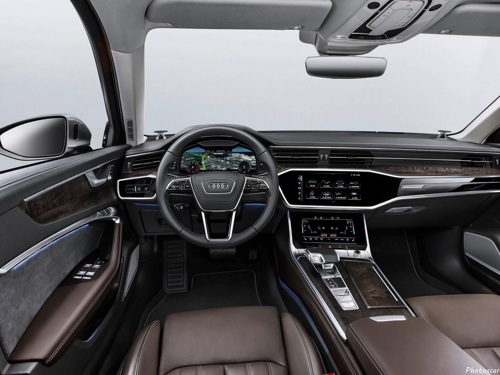 Audi A6 2019 - Intérieur