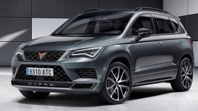 Cupra_Ateca 2019 - Le méchant SUV de 300 ch