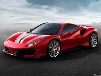 Ferrari 488 Pista 2019