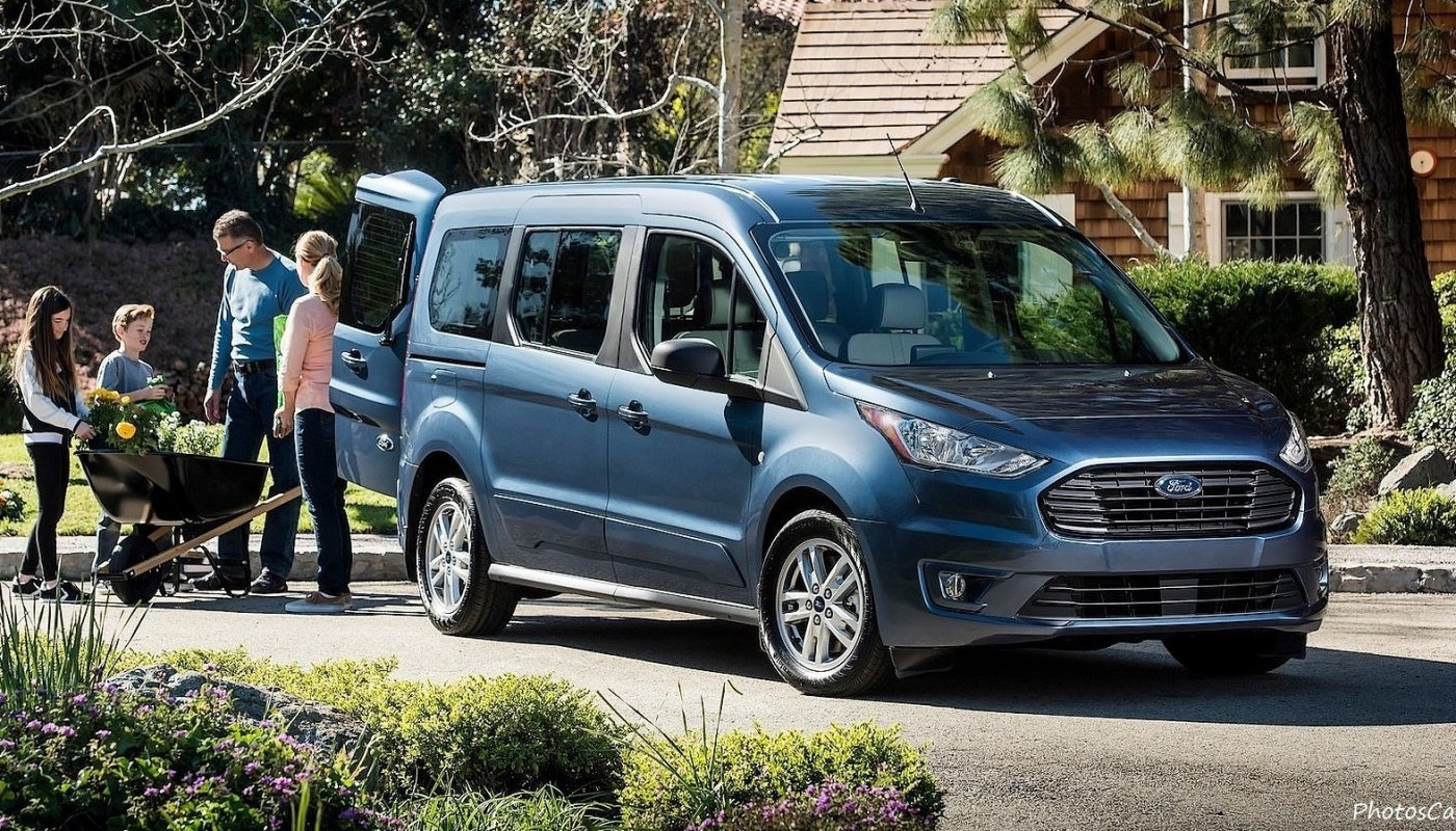 Ford Transit Connect Wagon 2019