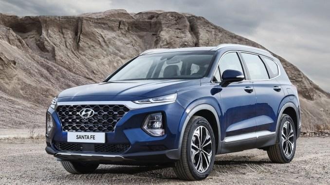 Hyundai Santa Fe 2019 Change Avec Plus De Technologie
