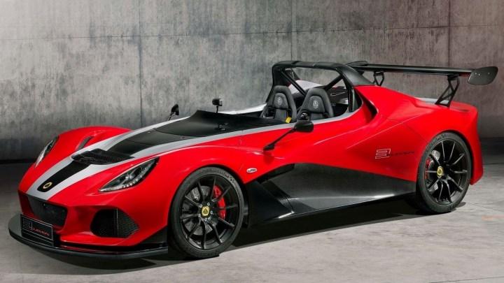 Lotus 3-Eleven 430 2018: la Lotus la plus rapide de tous les temps