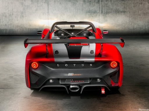 Lotus 3-Eleven 430 2018