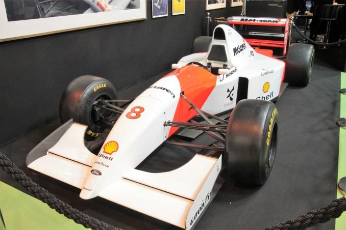 McLaren MP4-4 1988