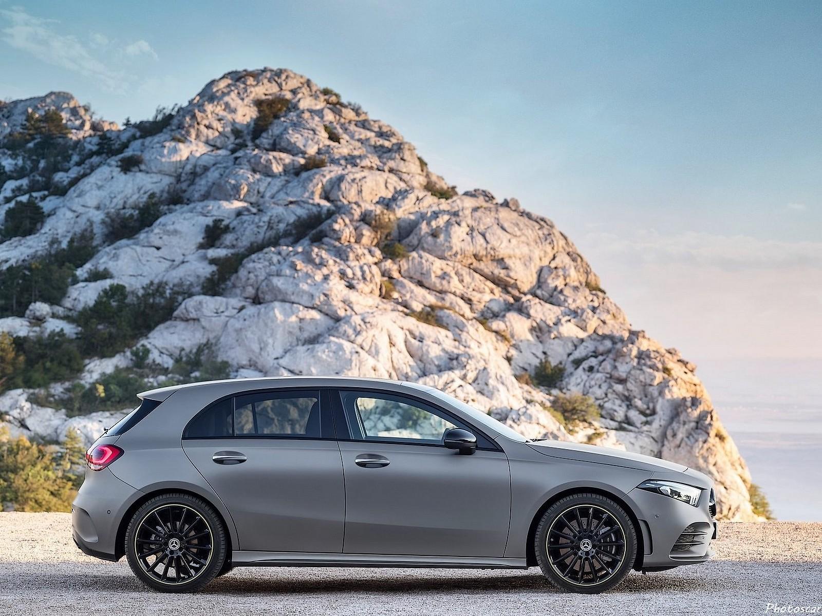 Mercedes_Benz_A Class 2019