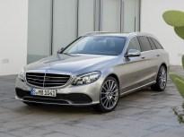 Mercedes C-Class Estate 2019 - 01