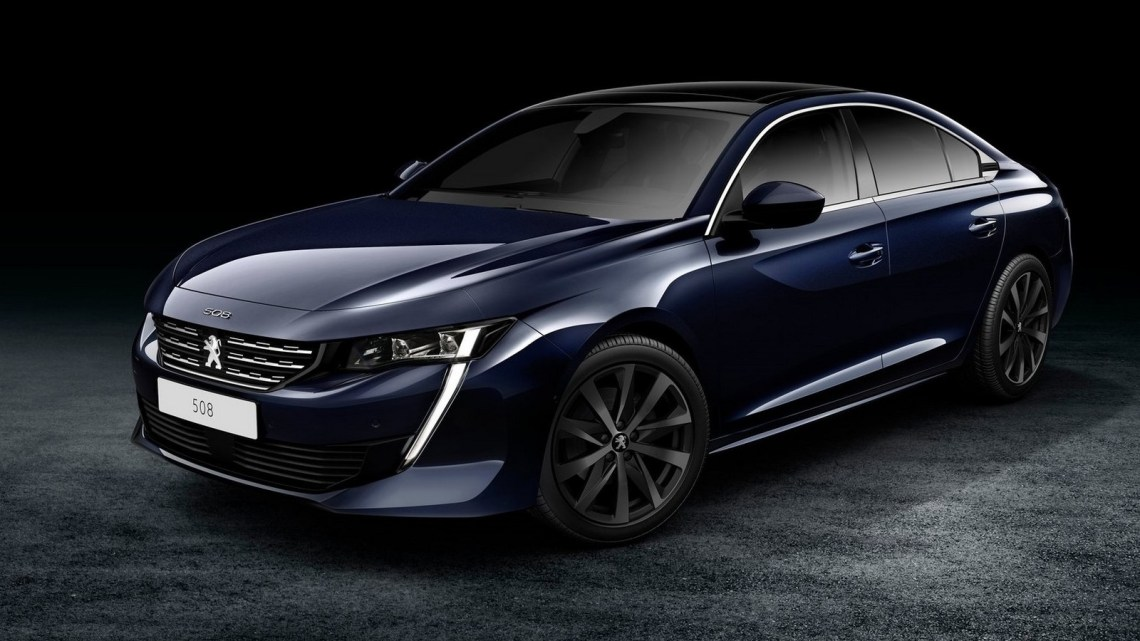 Peugeot 508 2019 – Une rénovation de sa berline la plus luxueuse.