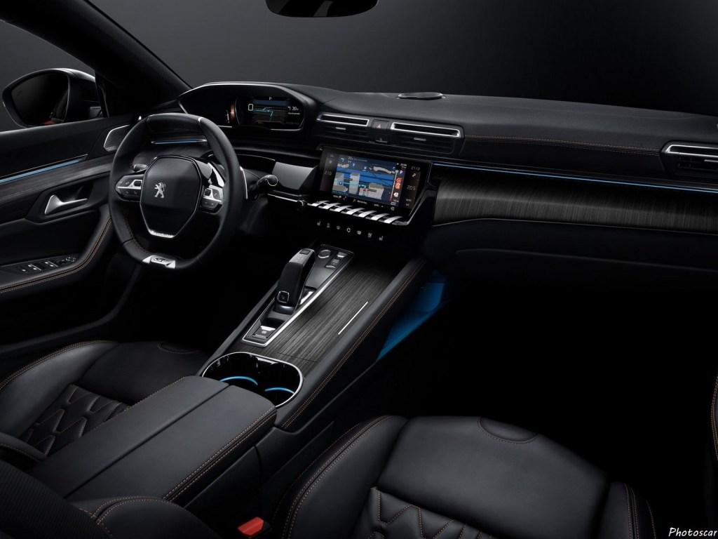 Peugeot 508 2019