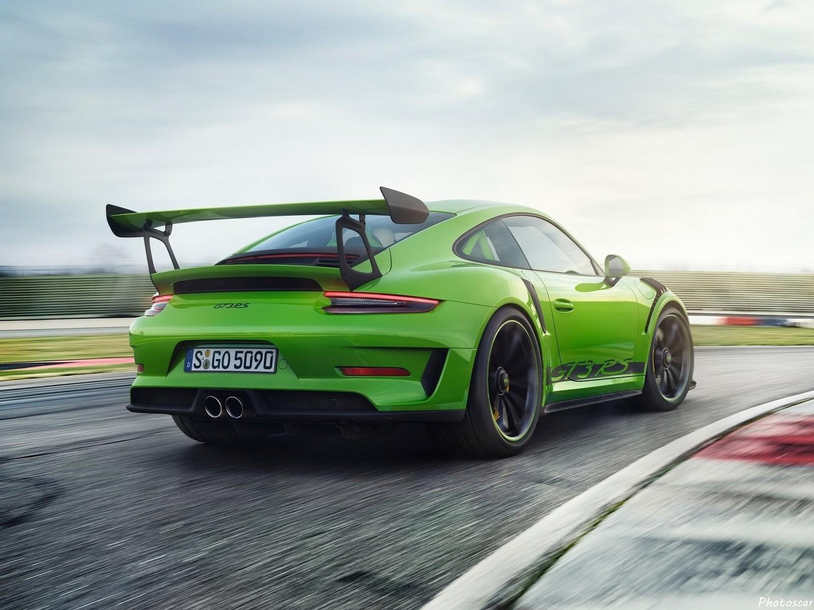 Porsche 911 GT3 RS 2019