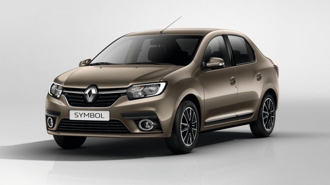 Renault Symbol 2018 réservée aux marchés émergents – Photoscar