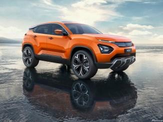 Tata H5X Concept 2018