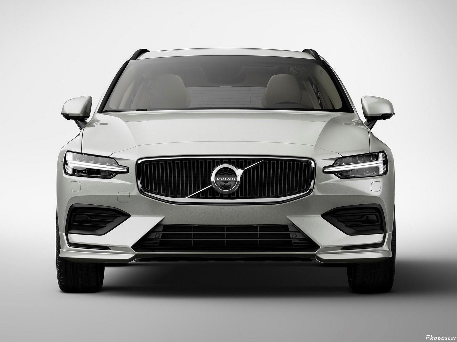 Volvo V60 2019: Magnifique, fonctionnel et rempli de ...