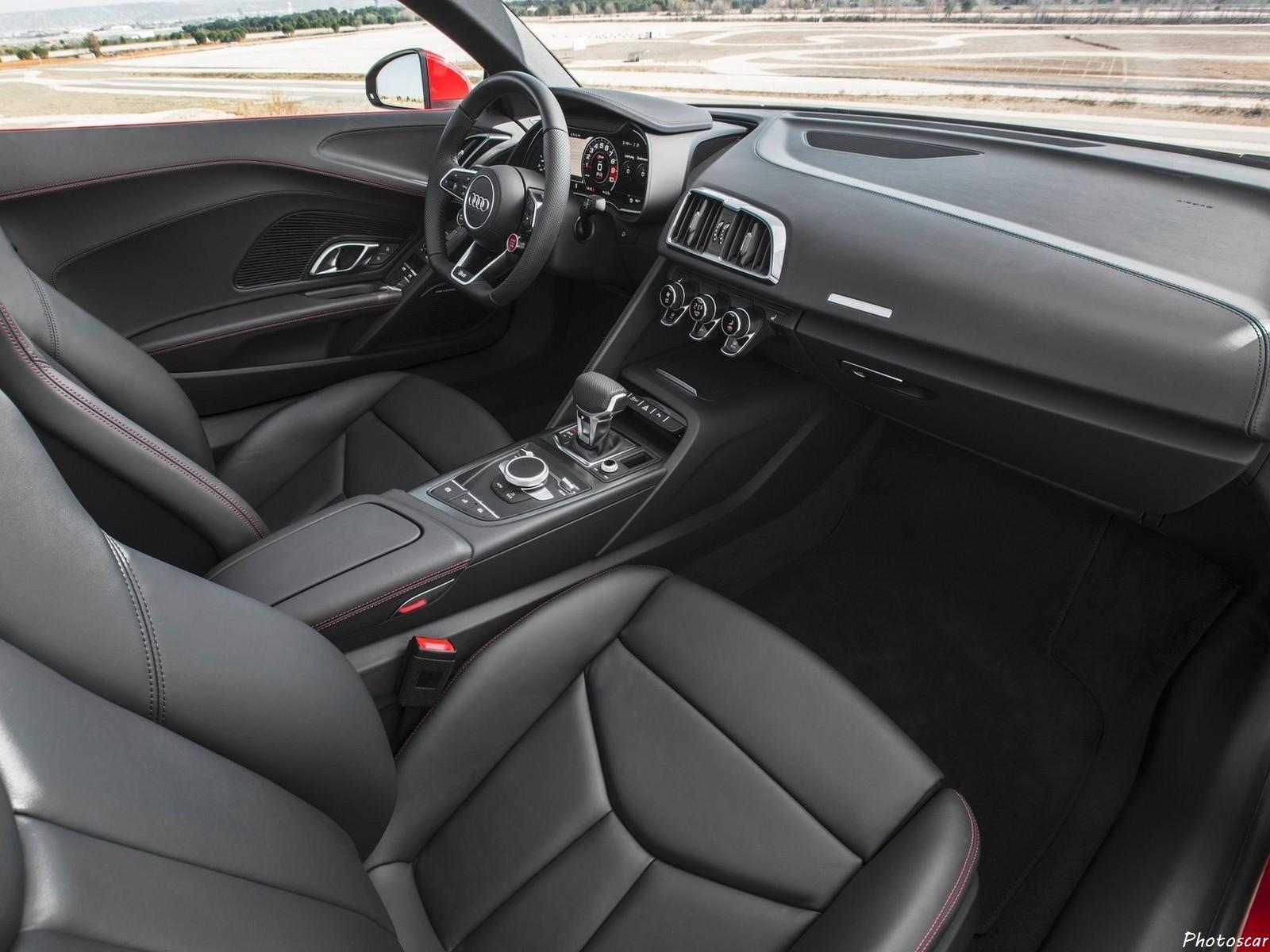 Audi_R8_Spyder V10 RWS 2018