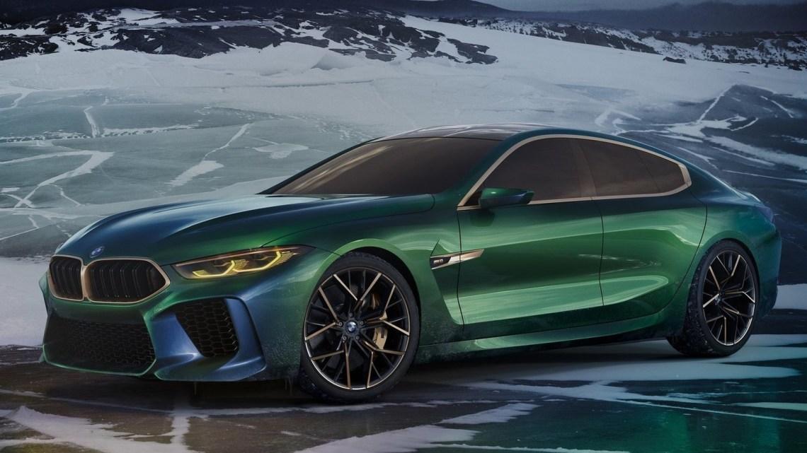 BMW M8 Gran Coupe 2018 – Deux portes de plus sur le futur navire amiral