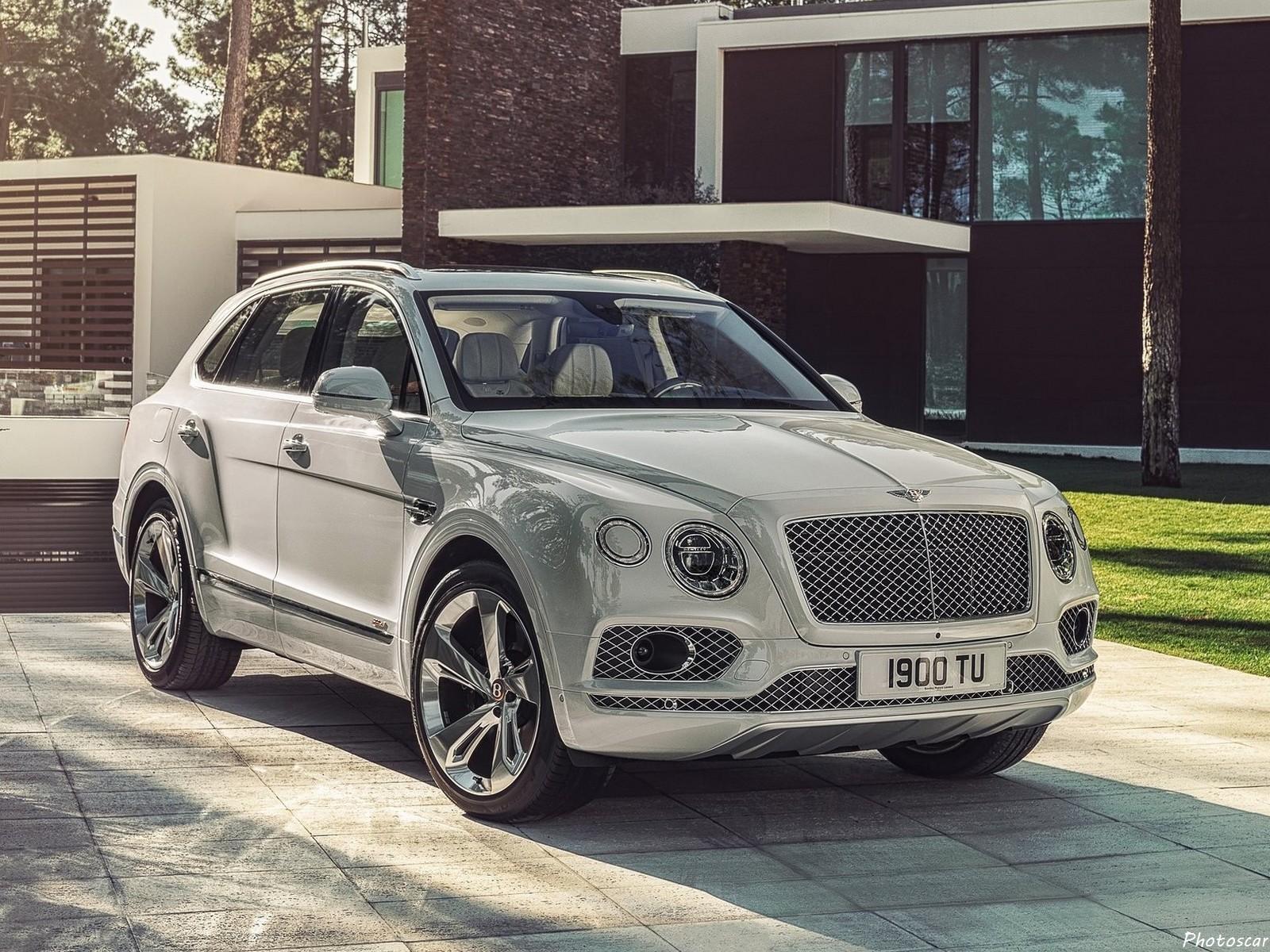 Bentley Bentayga Hybrid 2019