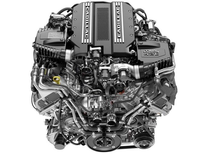 Cadillac CT6 V-Sport 2019