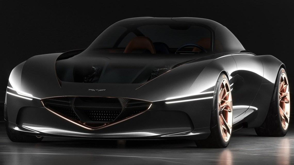 Genesis Essentia Concept 2018: Une version moderne de la GT classique.