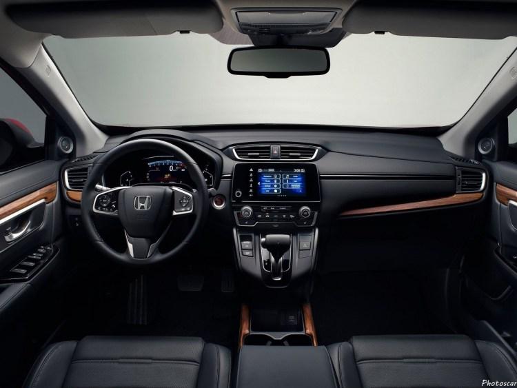 Honda CR-V EU Version 2019