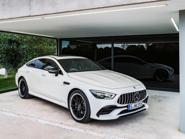 Mercedes AMG GT53 4 Door 2019