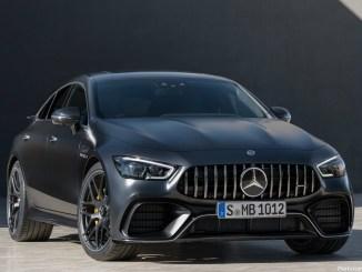 Mercedes-AMG GT 4-Door 2019