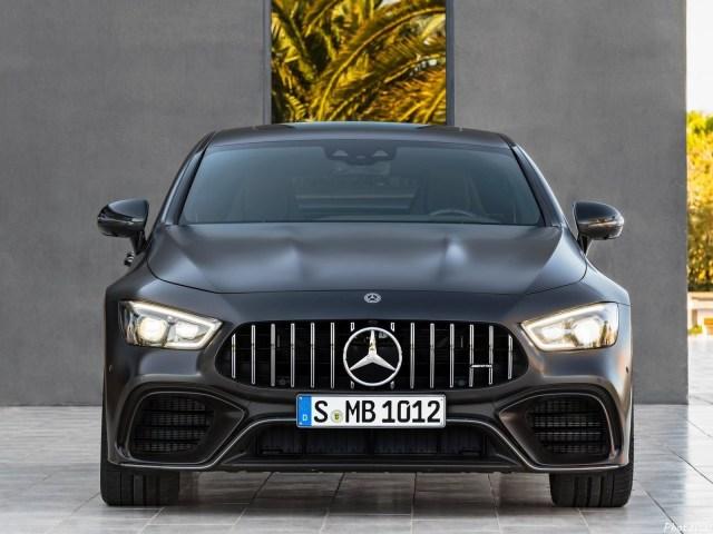 Mercedes AMG GT63 S 4 Door 2019