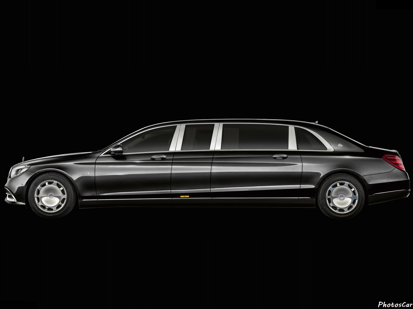 Mercedes S650 Pullman Maybach 2019