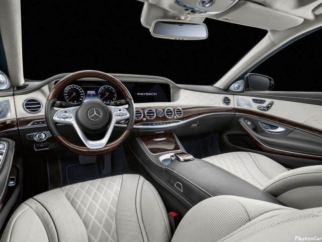 Mercedes S650 Pullman Maybach 2019