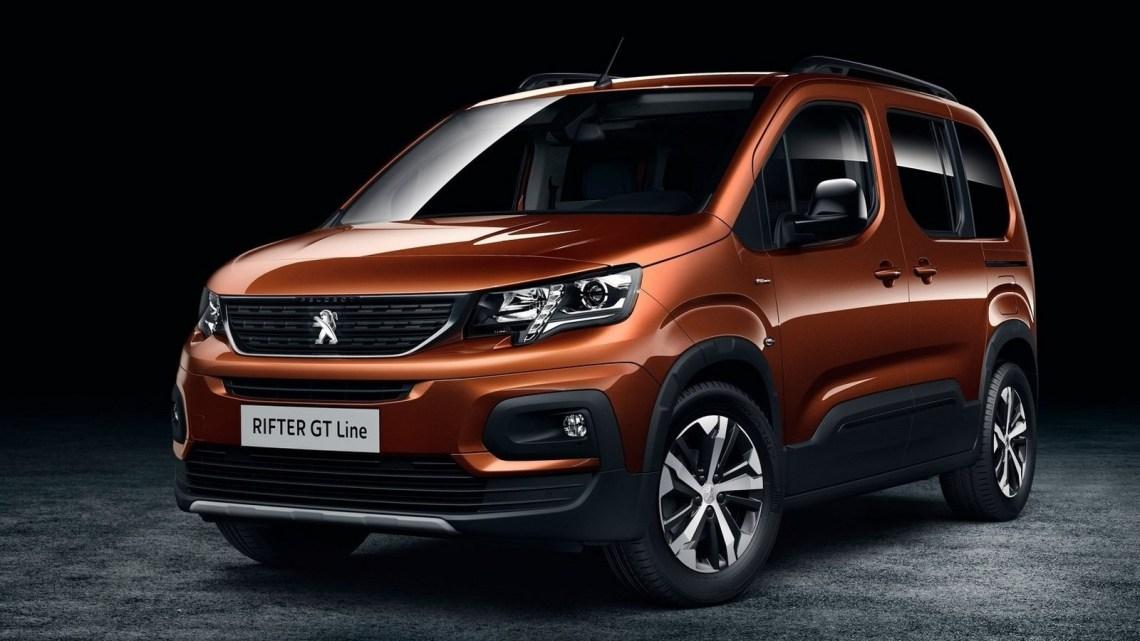 Peugeot Rifter 2019 est le successeur du Partner Tepee