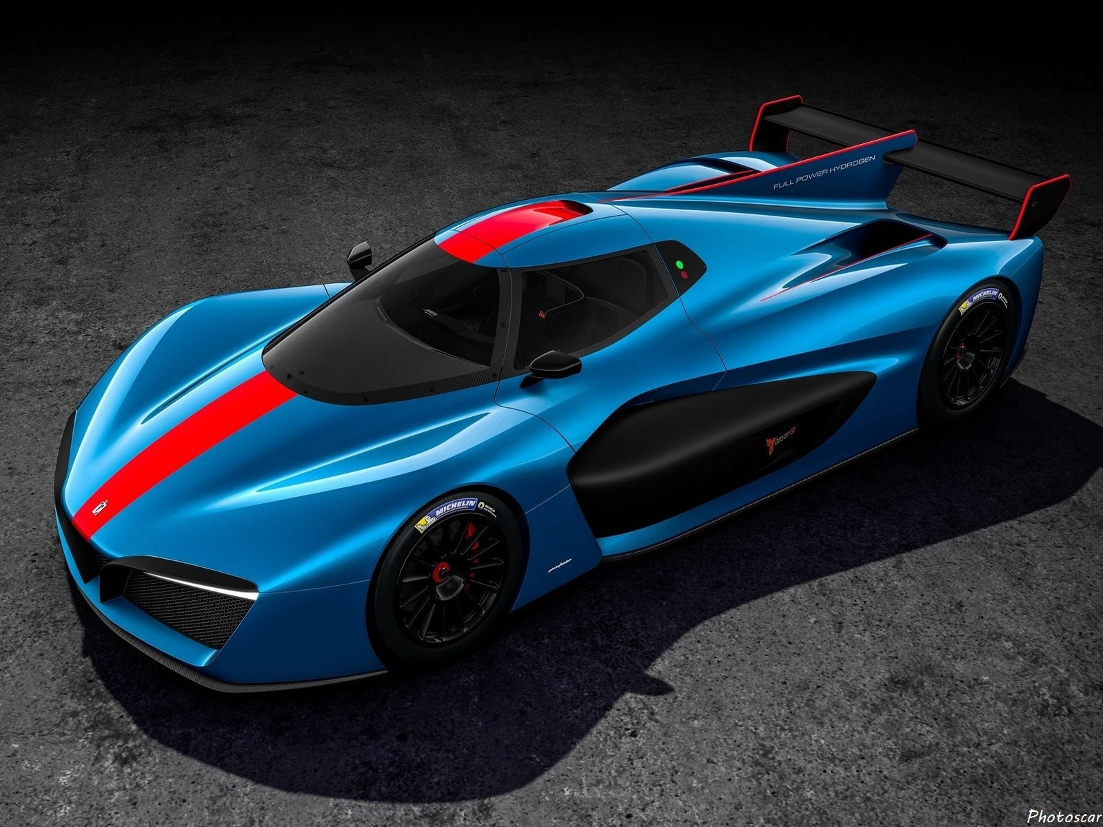 Pininfarina H2 Speed 2019