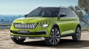 Skoda Vision X Concept [2018]: Nouvelle gamme de SUV