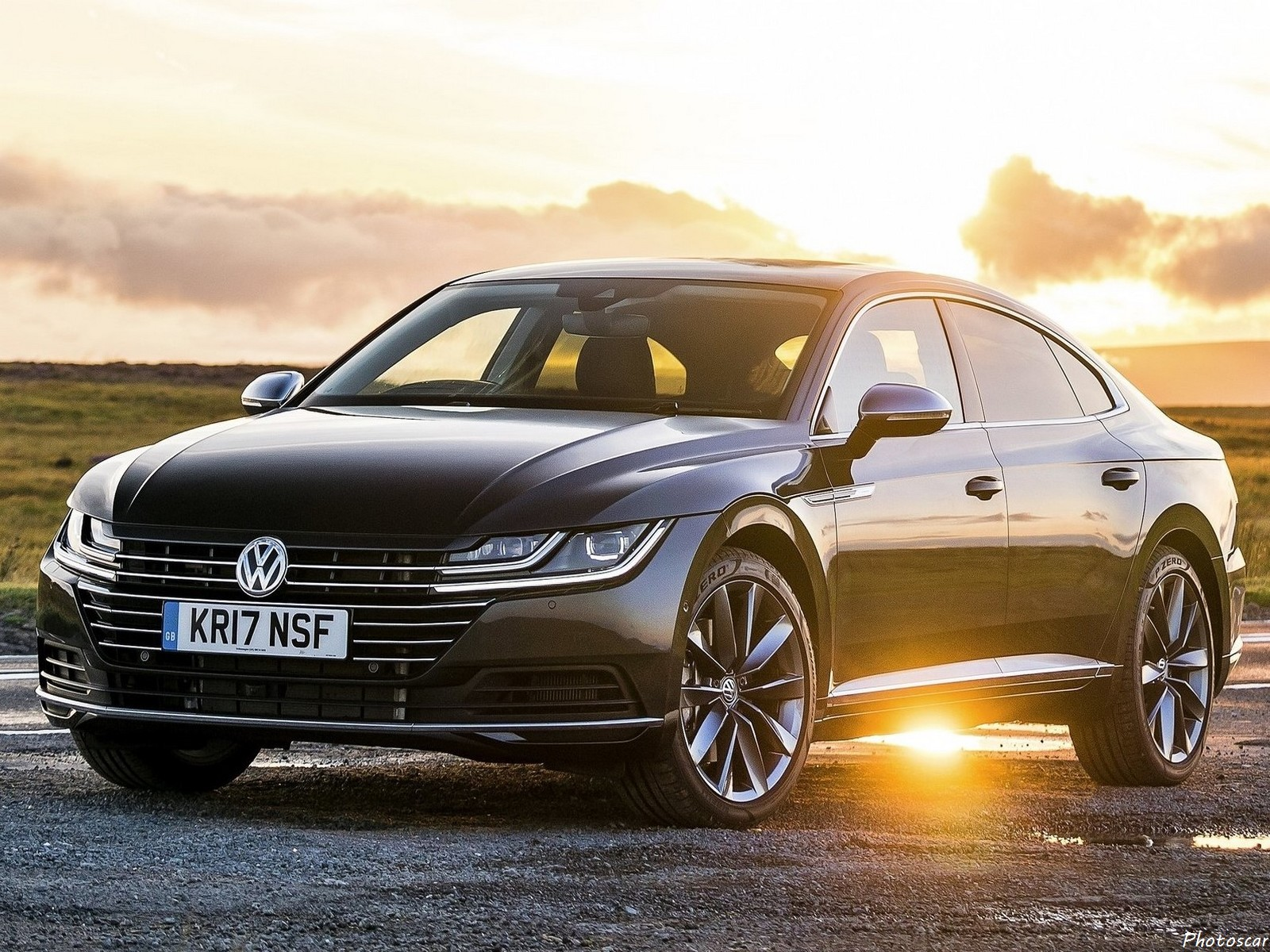 Volkswagen Arteon Version UK 2018