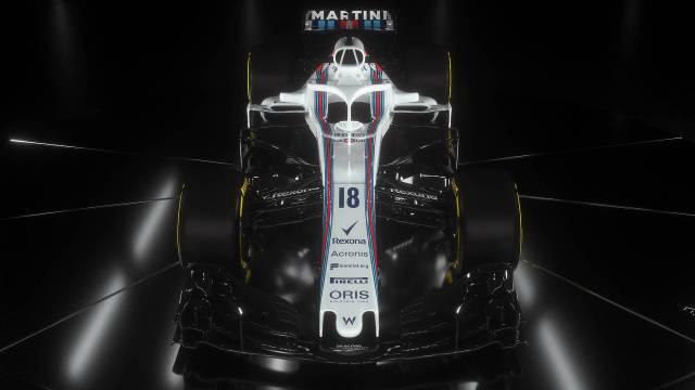 Williams FW41 2018