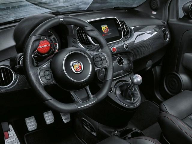Abarth 695c XSR Yamaha 2017