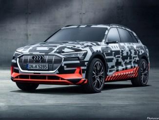 Audi Prototype e-Tron 2018