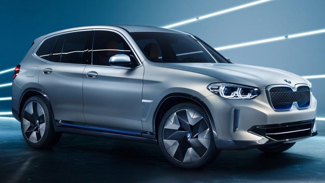BMW iX3 Concept 2018 – Le premier SUV électrique bavarois de 272 ch