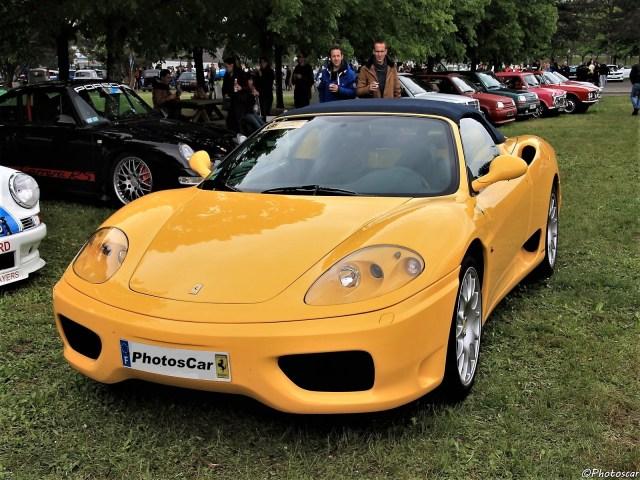 Ferrari 360 F 2002