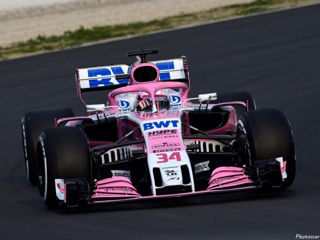 Force India VJM11 2018