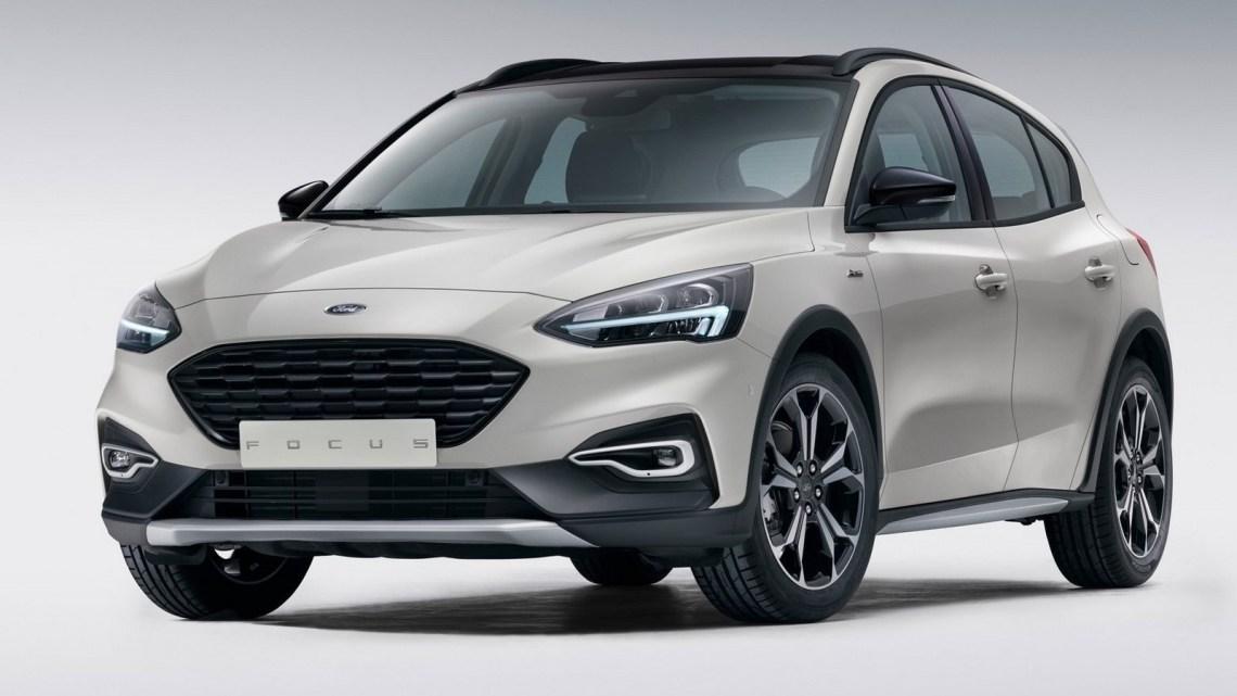 Ford Focus Active 2019 – La nouvelle génération du compact crossover