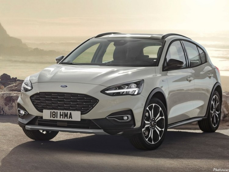 Ford Focus Active 2019