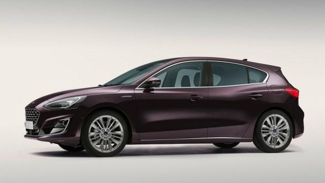 Ford Focus Vignale 2019