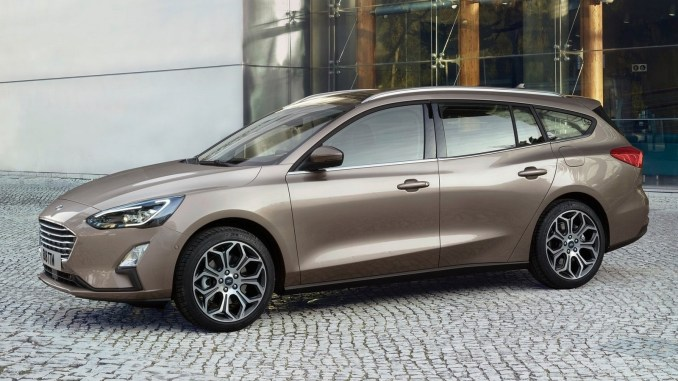 Ford Focus Wagon 2019
